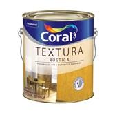 Acabamento Decorativo Textura Rustica Fosco Branco 7kg Coral