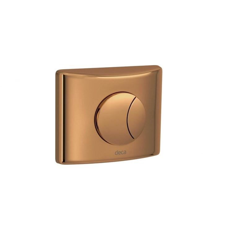 Acabamento Para Válvula De Descarga Hydra Duo 4900 Red Gold Deca