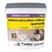Adesivo Cola Para Piso Vinílico 3,60l Quartzolit