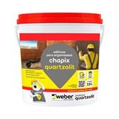 Aditivo para Argamassa Chapix 3,6L Quartzolit