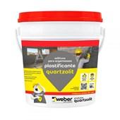 Aditivo Plastificante para Argamassa 18L Quartzolit
