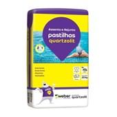 Argamassa Para Pastilha Interno e Externo Azul Cobalto Sc 5Kg Quartzolit