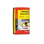 Argamassa Reboquit 20kg Quartzolit