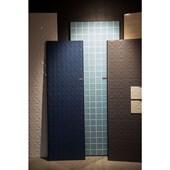 Azulejo 32,5x59cm Retificado Escala Marinho Acetinado Pa Eliane