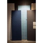 Azulejo 32,5x59cm Retificado Estrela Carbono Acetinado Pa Eliane