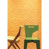 Azulejo 32,5x59cm Retificado Losango Amarelo Acetinado Pa Eliane
