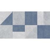Azulejo 32x60CM Retificado Bardosh Blu LA Biancogres