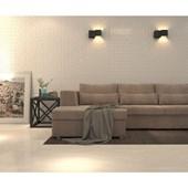 Azulejo 33x60cm Retificado Essence Lux Brilhante Embramaco