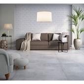 Azulejo 45x90cm Retificado Trend Bianco La Biancogres