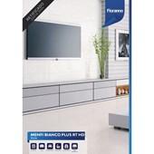 Azulejo Retificado Menfi Bianco Plus Hd Fioranno 37x74cm
