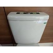 Caixa Acoplada Para Vaso Sanitário Like 3/6 Litros Branco Celite