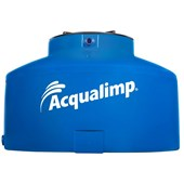 Caixa D`Água De Polietileno Água Protegida 2500l Acqualimp