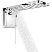 Chuveiro Eletrônico Acqua Duo Ultra 127v 5500w Branco/cromado Lorenzetti