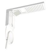 Chuveiro Eletrônico Acqua Duo Ultra 220v 6800w Branco Lorenzetti