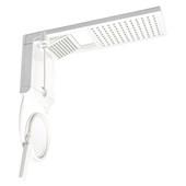 Chuveiro Eletrônico Acqua Duo Ultra 220v 7800w Branco Lorenzetti