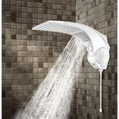 Chuveiro Eletrônico Duo Shower Quadra 220V 7500W Branco Lorenzetti