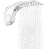 Chuveiro Multitemperaturas Duo Shower Quadra 127v 5500w Branco Lorenzetti
