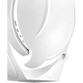 Chuveiro Multitemperaturas Duo Shower Quadra 220V 7500W Branco Lorenzetti