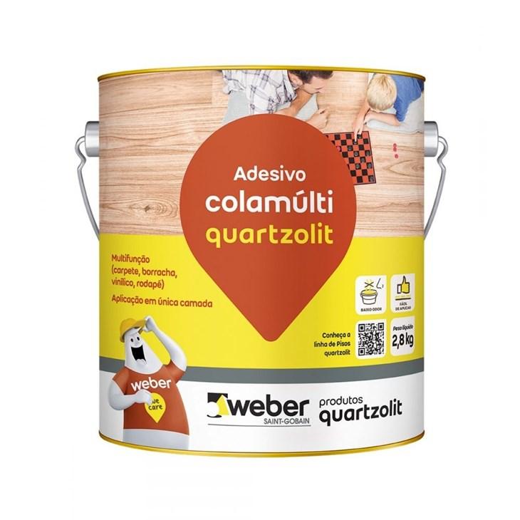 Colamulti 2,8KG Quartzolit
