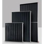 Coletor Solar De Cobre Maxime 200x100cm G2 Com 7 Tubos Komeco