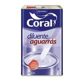 Complemento Esmalte Aguarras Transparente 5L Coral