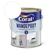 Complemento Esmalte Wandepoxy Branco 2,7L Coral