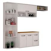 Cozinha Compacta Esmeralda Salleto Branco