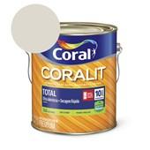 Esmalte Coralit Secagem Rapida Acetinado Gelo 3.6l Coral