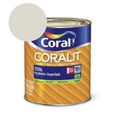 Esmalte Coralit Secagem Rapida Brilhante Gelo 900ml Coral