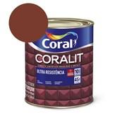 Esmalte Sintético Coralit Ultra Resistencia Alto Brilho Colorado 900Ml Coral