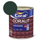Esmalte Sintético Coralit Ultra Resistencia Alto Brilho Verde Colonial 900Ml Coral