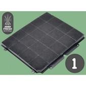 Filtro de Carvão Ativado para Coifa Ambifresh 1 94550/014 Tramontina