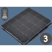 Filtro de Carvão Ativado para Coifa Ambifresh 3 94550/016 Tramontina