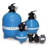 Filtro para Piscina em Polietileno Até 102.000 Litros FBP-36 Motobomba 1.1/2CV Ouro Fino