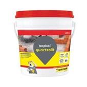 Impermeabilizante Aditivo Para Argamassa E Concreto Tecplus 1 18l Quartzolit