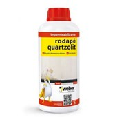 Impermeabilizante Para Rodapé Tecplus 1l Quartzolit
