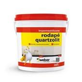 Impermeabilizante para Rodapé Tecplus 3,6L Quartzolit