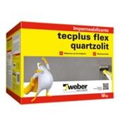 Impermeabilizante Tecplus Flex 18kg Quartzolit