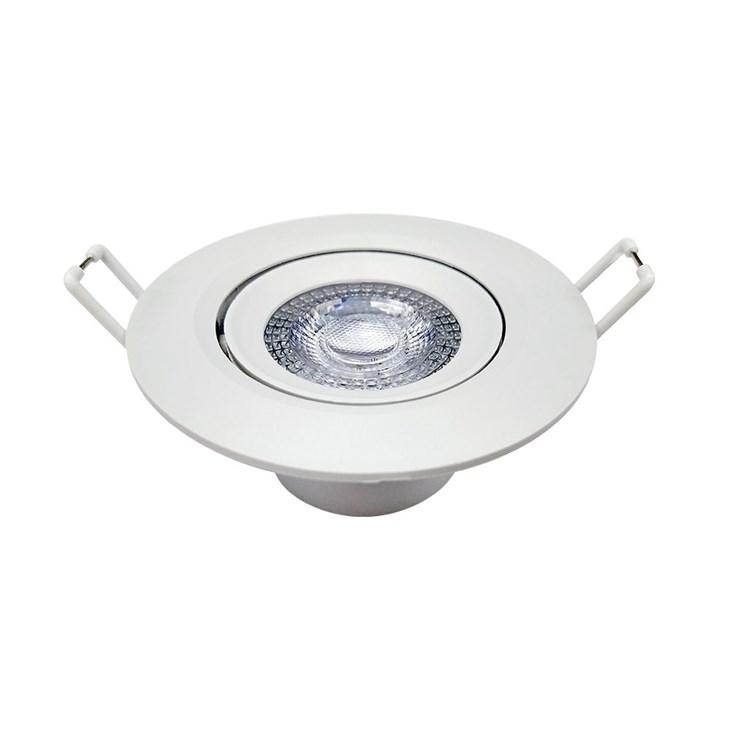 Luminária Redonda Spot Supimpa 12W 6500K Bivolt Emissão de Luz Branca Avant