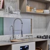 Misturador Monocomando Para Cozinha De Mesa Gourmet 2280 Cromada Deca