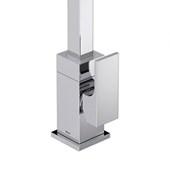 Misturador Monocomando Para Cozinha De Mesa Unic Gourmet 2282 Cromado Deca
