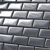 Pastilha 2,4X5CM 2510 Brick Inox Mozaik