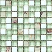 Pastilha Vidro Detalli 1,5X1,5 Dvd 025 Pedra Resina Pl