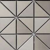 Pastilha Vidro Triangular Detalli Dvp 002 Metal Pl