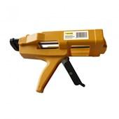 Pistola Dupla De Aplicação Rejunte Glitz Quartzolit