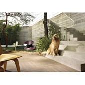 Porcelanato 60x60cm Bold Deck Peroba Envelhecida Castanho Externo Portobello
