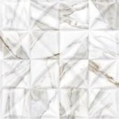 Porcelanato 62,5x62,5cm Retificado Berlim Calacata Premium Acetinado Embramaco