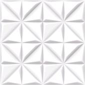 Porcelanato 62,5x62,5cm Retificado Berlim White Acetinado Embramaco