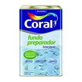 Pré Pintura Fundo Preparador Transparente 18l Coral