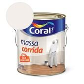 Pré Pintura Massa Corrida Branco 6kg Coral